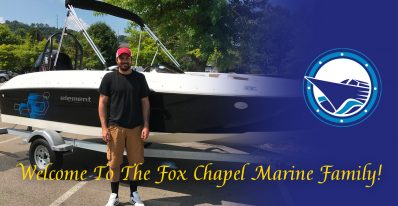 Welcome To The Fox Chapel Marine Family Ben!