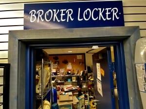 Broker Store front