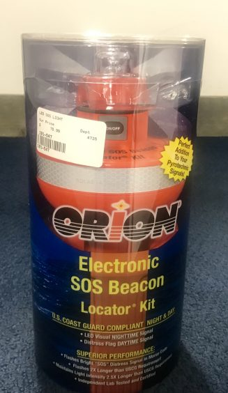 LED SOS LIGHT ORION scaled
