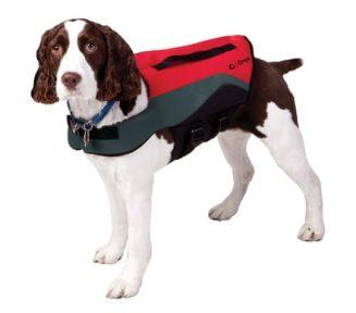 Onyx dog vest