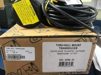 Thru Hall Mount Transducer