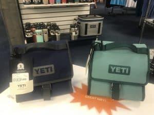 Yeti accessories