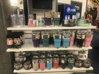 Yeti collection