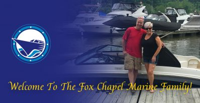 Welcome To The Fox Chapel Family Bob & Kim