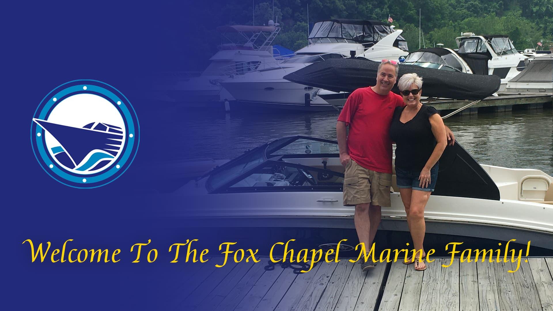 Welcome To The Fox Chapel Family Bob & Kim