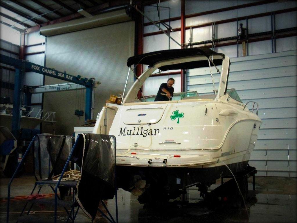 Fox Chapel Marine Boat Service