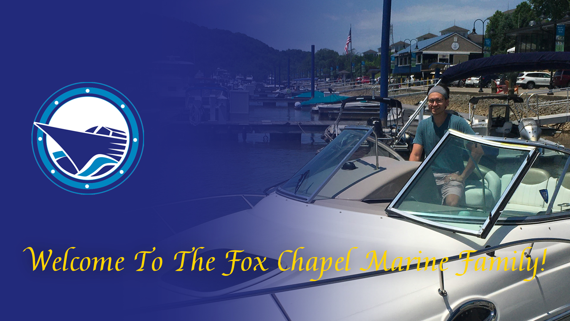 Welcome To The Fox Chapel Family Gonzalo