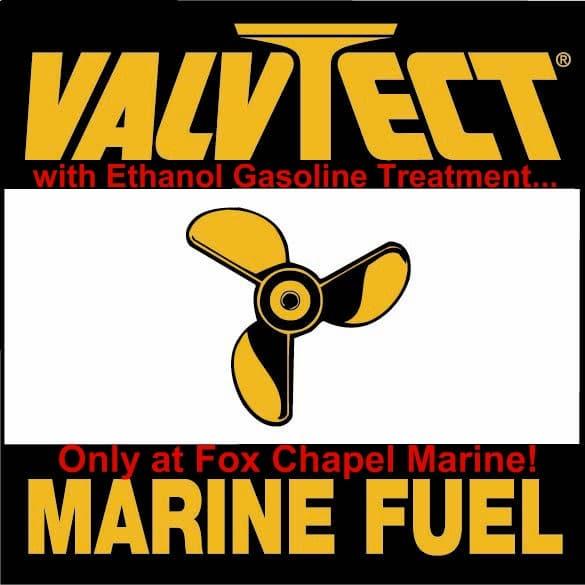 Certified Valvtect Marine Fuel Marina