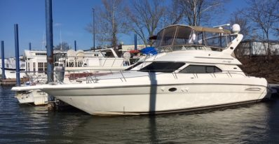 B40403 2003SeaRay450Express  1