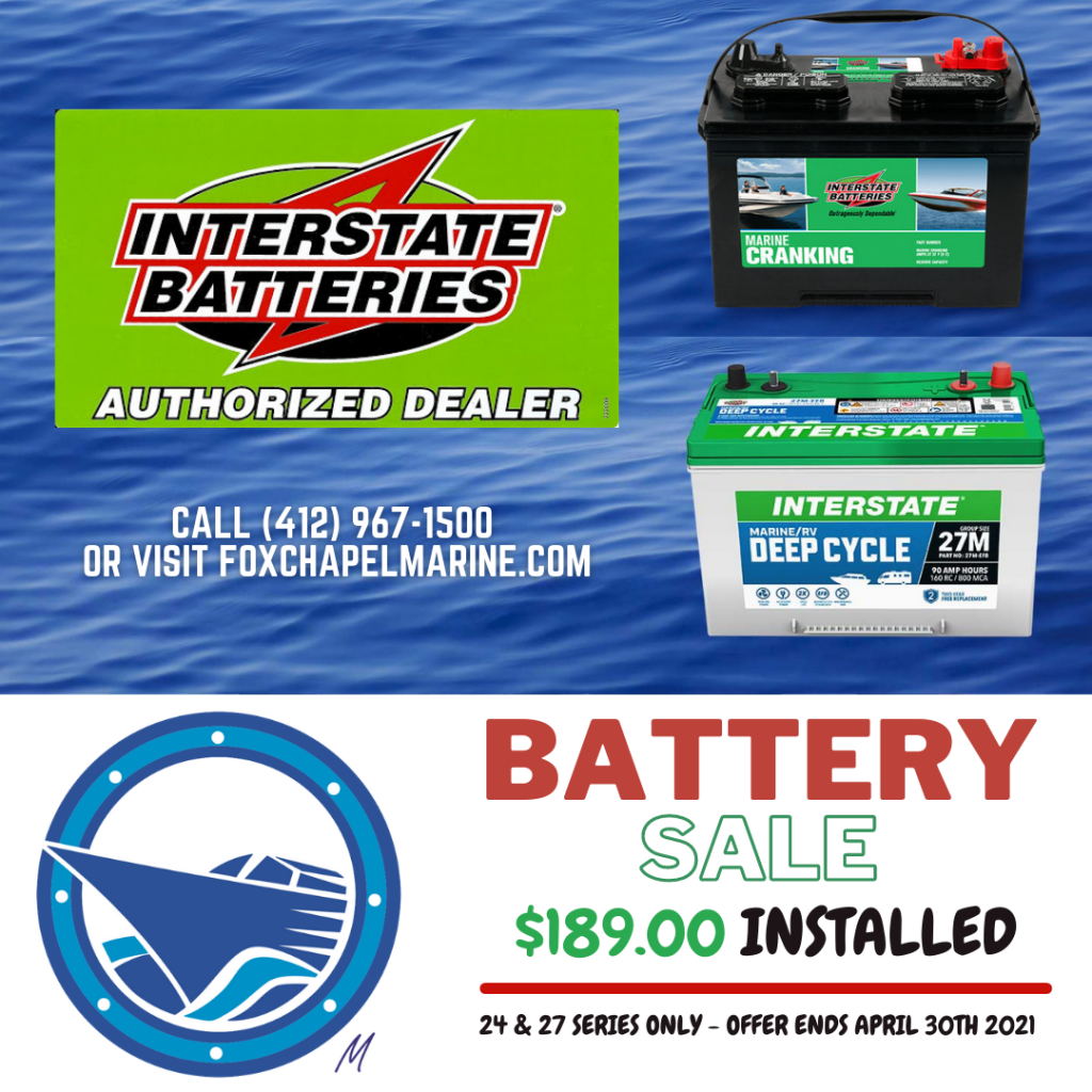 Interstate Battery FCP Promotion 3