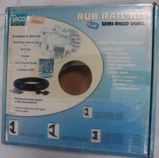 Flex Vinyl Rubrail